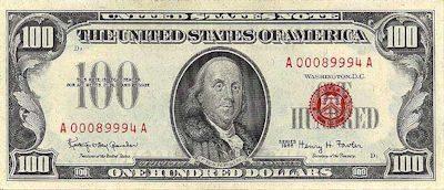 1966 hundred bill