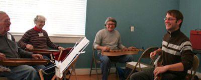 Aaron Orourke teaching
