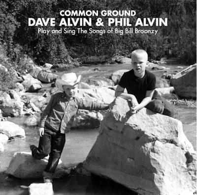 Alvins - Common Ground