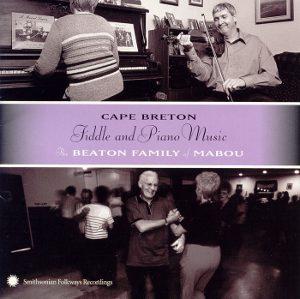 Beaton Family album cover SFW40507
