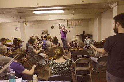 Bragger Fiddle Workshop
