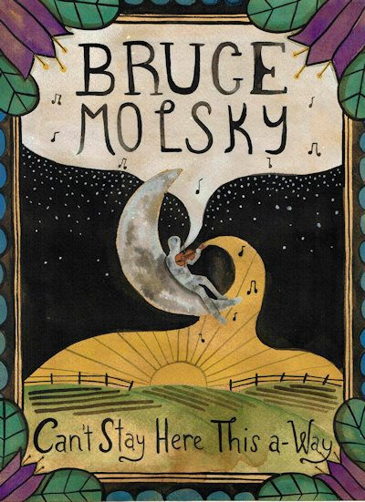 Bruce Molsky Cover Art Cant Stay Here This a Way