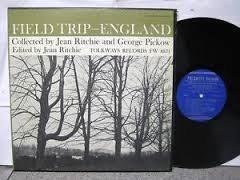 COLUMN SINGIN Field Trip - England - Album Cover