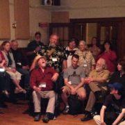 Geoff Kauffman Dead Horse ceremony Pressgang Mutiny Chanteens Northern Neck Chantey Singers Chantey Blast