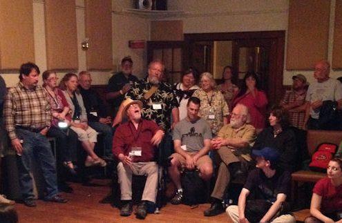 Geoff Kauffman|Dead Horse ceremony|Pressgang Mutiny|Chanteens|Northern Neck Chantey Singers|Chantey Blast
