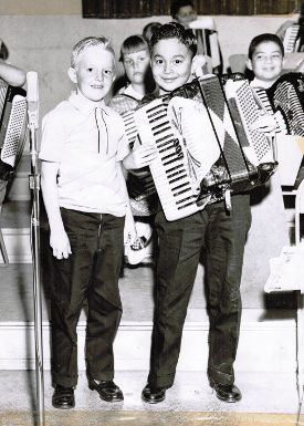 Christopher and his Accordion sm