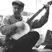 |Photo of Dan Geller and Fretless Banjo