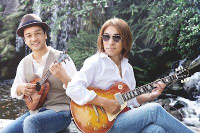 TAK MATSUMOTO Daniel Ho Electric Island Acoustic Sea|Daniel Ho|Daniel Ho and Tak Matsumoto