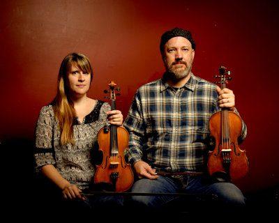 David Bragger Susan Platz with Ed Haley Fiddle by Mike Melnyk copy 2