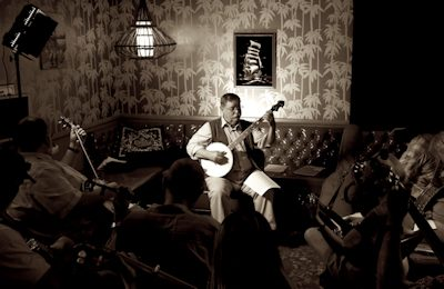 Early Banjo Workshop