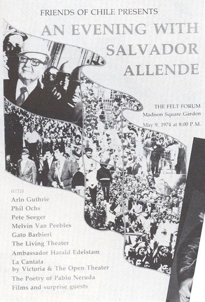 Evening with Allende