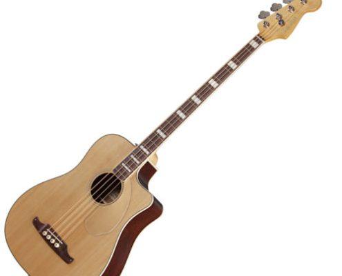 Martin 000-18|Fender Acoustic Bass