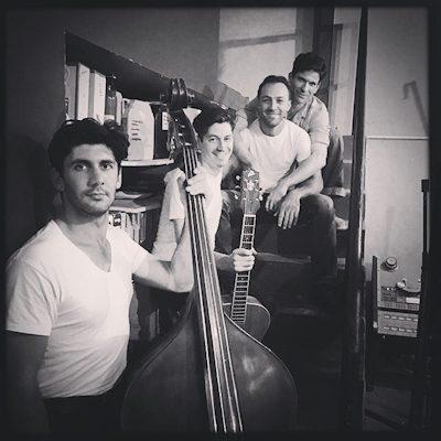 Frank Fairfield Temple Street Quartet