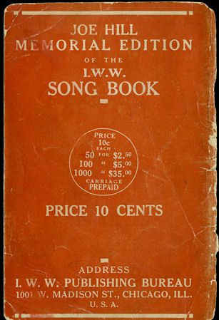 IWW SONG BOOK