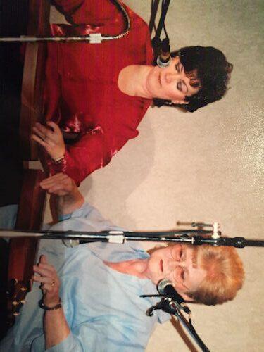 Jean Pam duet 2002