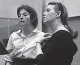 Jean and Judy Collins