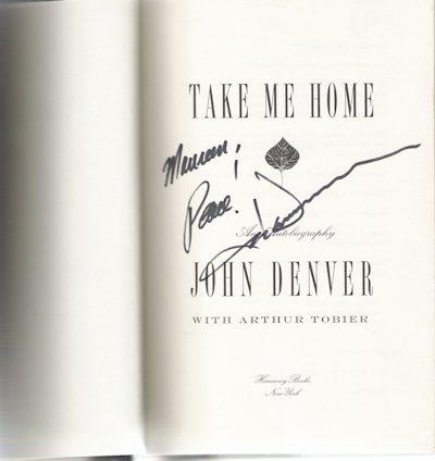 John Denver Scan
