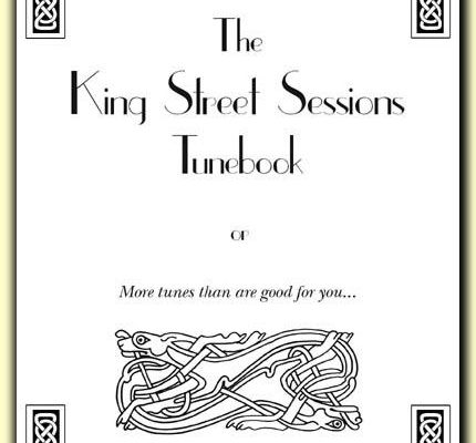 King Street Sessions Tunebook