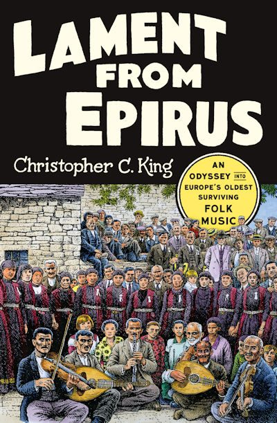 Lament from Epirus book cover