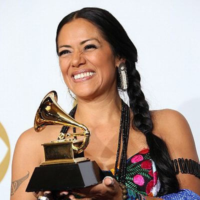 Lila_Downs_at_Grammy