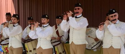 Los Angeles Fifes and Drums