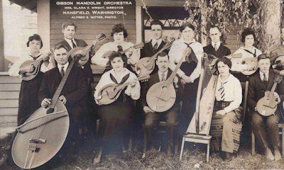 Old Time Mandolins