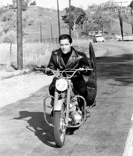 Picture 2 Elvis guitar and motorcyle sm