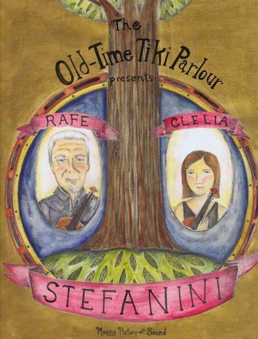Rafe and Clelia Stefanini