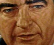 Senator Joseph McCarthy at National Portrait Gallery
