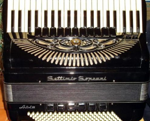 Settino Soprani accordion