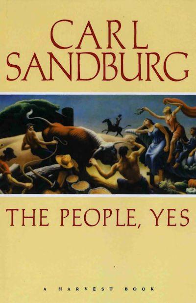 The People Yes - Sandburg