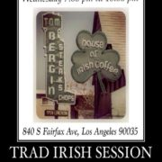 OBriens session -small Tom Bergin Session