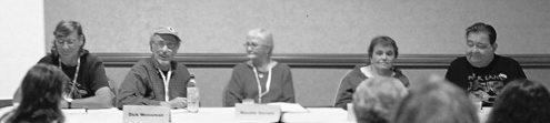 Reed's Ramblings|The Panelists