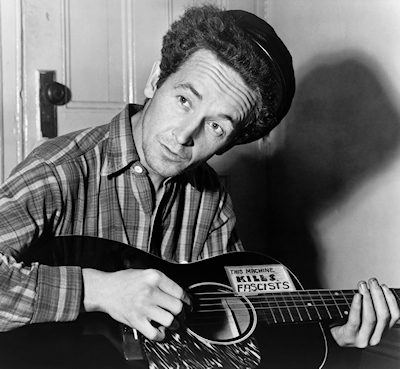 Democracy|Woody Guthrie 2
