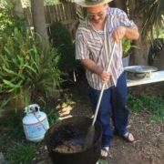 High Life Cajun Band|ben guzman cooking pork black pot
