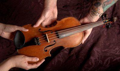 kings lament|David Bragger Susan Platz with Ed Haley Fiddle by Mike Melnyk copy 2|ed haley|haley fiddle color