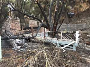 pic 2 peter strauss ranch after woolsey fire 300px