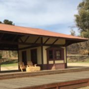 pic 1 along Kanan Dume Road 300px|pic 2 peter strauss ranch after woolsey fire 300px|pic 3 western town after Woolsey Fire 300px|pic 4 Railroad Stage 300px