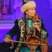 Red Violin Quijada qyl-qobyz