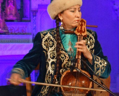 Red Violin|Quijada|qyl-qobyz