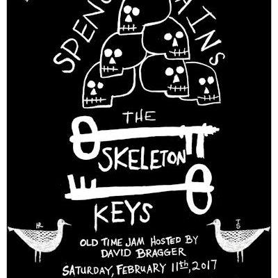 Workshop small skeleton-keys-small spencer-rains - skeleton keys concert poster
