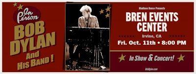 Bob Dylan at Bren