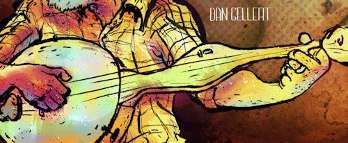Dan Gellert DVD-CD cover