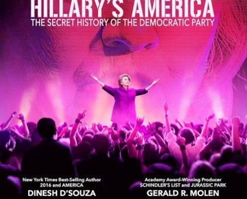 Dinesh DSouza Hillarys America