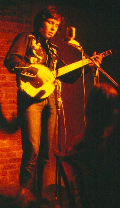 Don McLean with Banjo at Lena