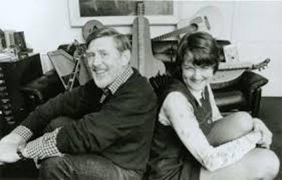Ewan and Peggy