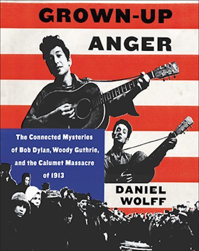 Grown Up Angry Daniel Wolff