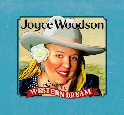 Joyce Woodson-Living the Western Dream