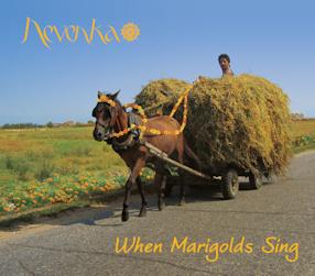NEVENKA Marigold CD cover
