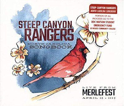 Steep Canyon Rangers Pete Seeger North Carolina Songbook